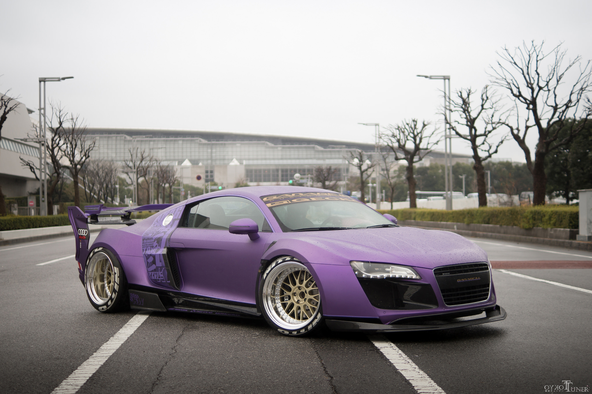 Garage Auto Nation Super Aggressive R8 Stancenation Form Gt Function