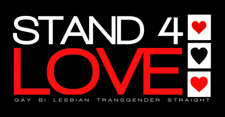 STAND4LOVE 2013 OFFICIAL PRESS RELEASE!