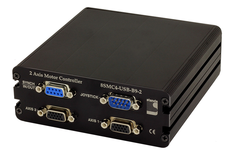 Stepper  DC Motor Controller - Motorized Positioners  Controllers