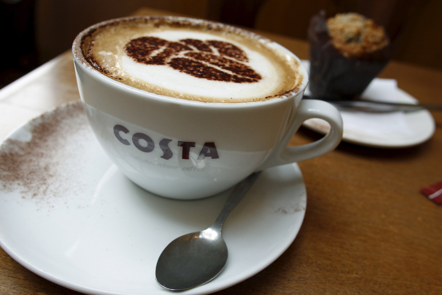 Coffee Garden Jobs Whitbread Says Living Wage Will Force Up Prices At Costa