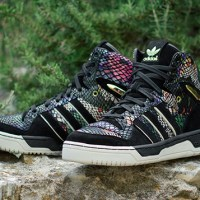Big Sean x adidas Metro Attitude Detailed Images