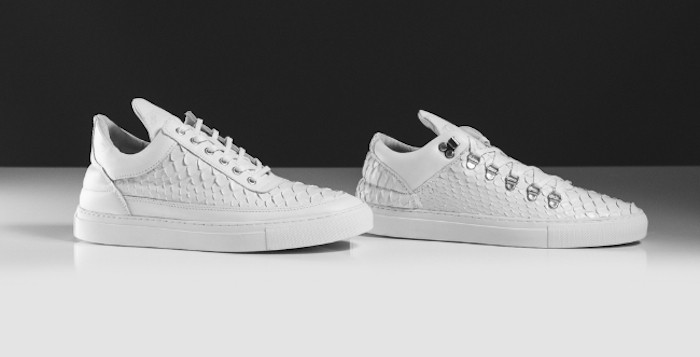 "Filling Pieces ""White Python"" Collection"