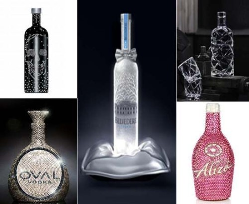 Most expensive vodkas