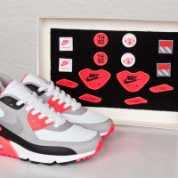 """Nike Air Max 90 Patch """"Infrared"""" Release Date"""