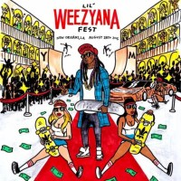 Lil Wayne's Lil WeezyAna Fest Prep Sets Stage For A NOLA Celebration w/ Mannie Fresh & Juvenile