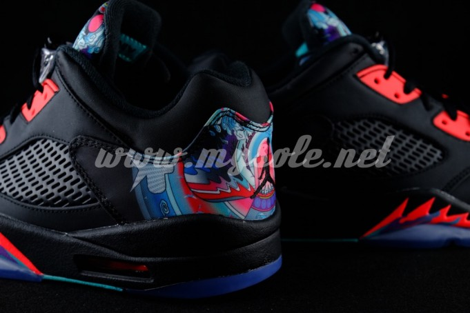 "There's a ""China"" Air Jordan 5 Low Debuting in 2016"
