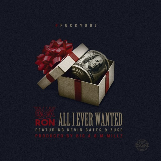 "BWA Ron, Kevin Gates & Zuse Put It Down On ""All l Ever Wanted"""