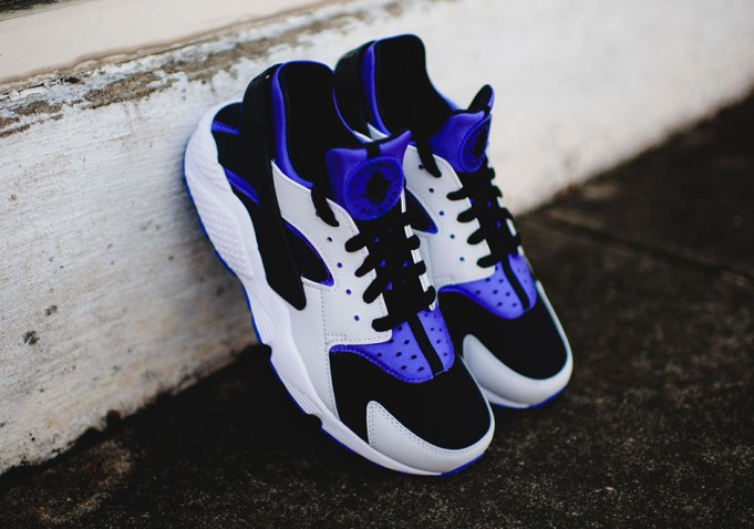 """Nike Air Huarache """"Persian Violet"""" Now Available"""