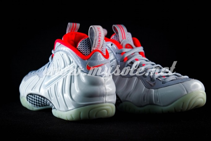 """YEEZY Inspired Nike Air Foamposite Pro """"Pure Platinum"""""""