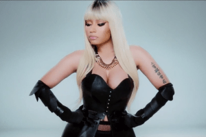 Nicki Minaj No Broken Hearts 1