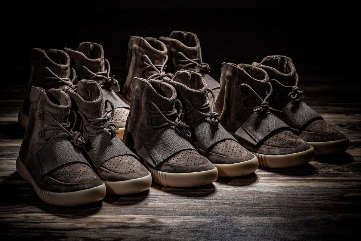 "adidas Yeezy Boost 750 ""Chocolate/Brown"""
