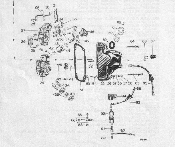for oliver 77 wiring diagram