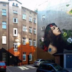 Mural Łódź Artystyczne malowanie wnętrz, elewacje w graffiti