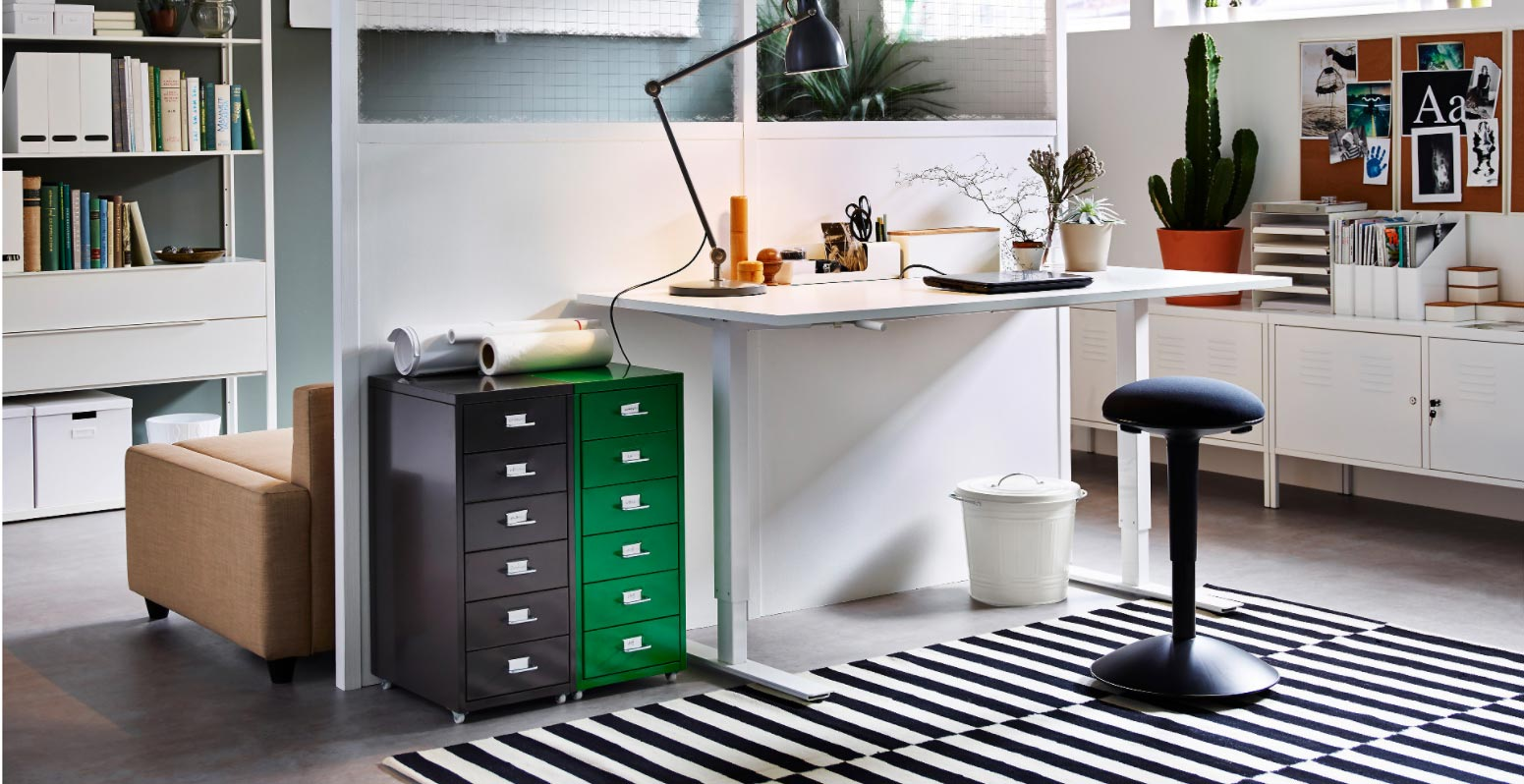 Ikea Home Office Youtube Ikea Skarsta Is A Solid Adjustable Full Size Standing