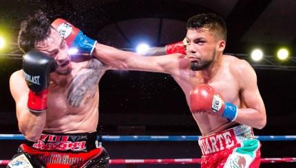 Thompson Boxing Ituarte vs Ramirez