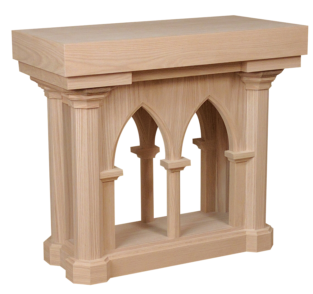 Wall Art Credence Church Sanctuary Credence Offertory Communion Table St Andrew S