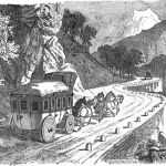 Traveling during the 18th century