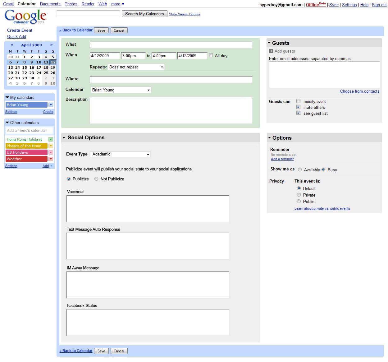 Google Create A Calendar Google Forms Create And Analyze Surveys For Free Google Calendar