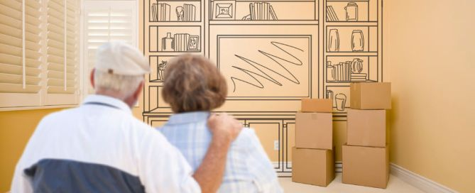 Moving into a new environment is hard. Here are some suggestions to make the move easier from your elder law attorneys at Stano Law Firm.