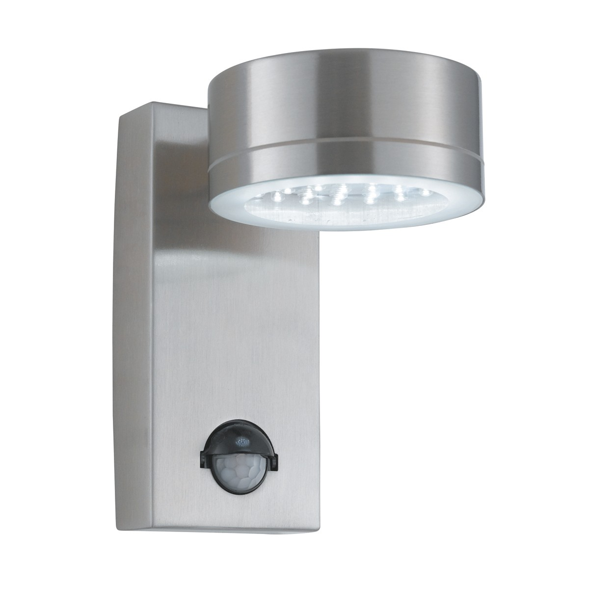 Motion Detector Lights Outdoor Stainless Steel Ip44 36 Led Outdoor Wall Light With Motion Sensor