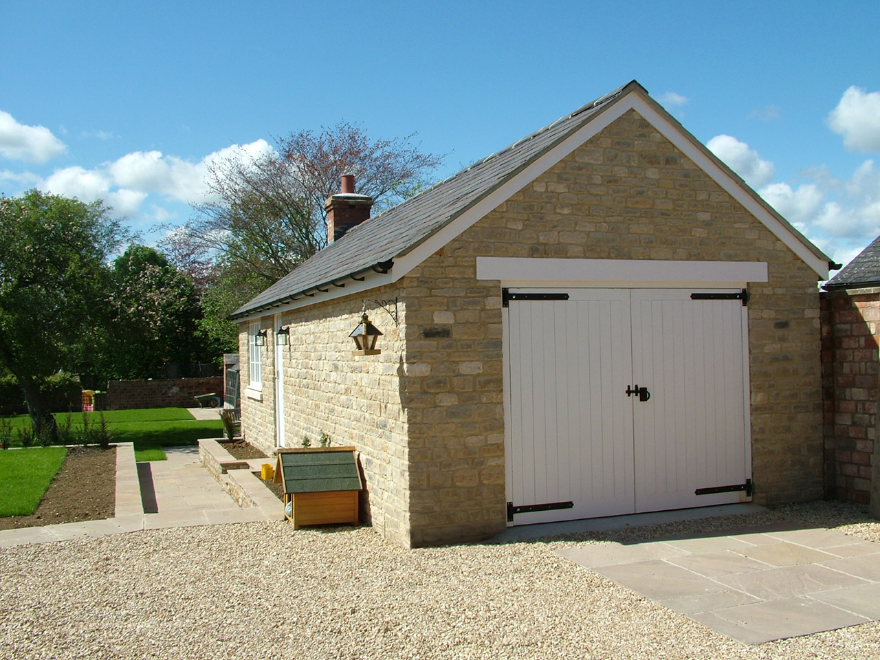 Garage Home Extension Family Home Extension Garage Staples Building