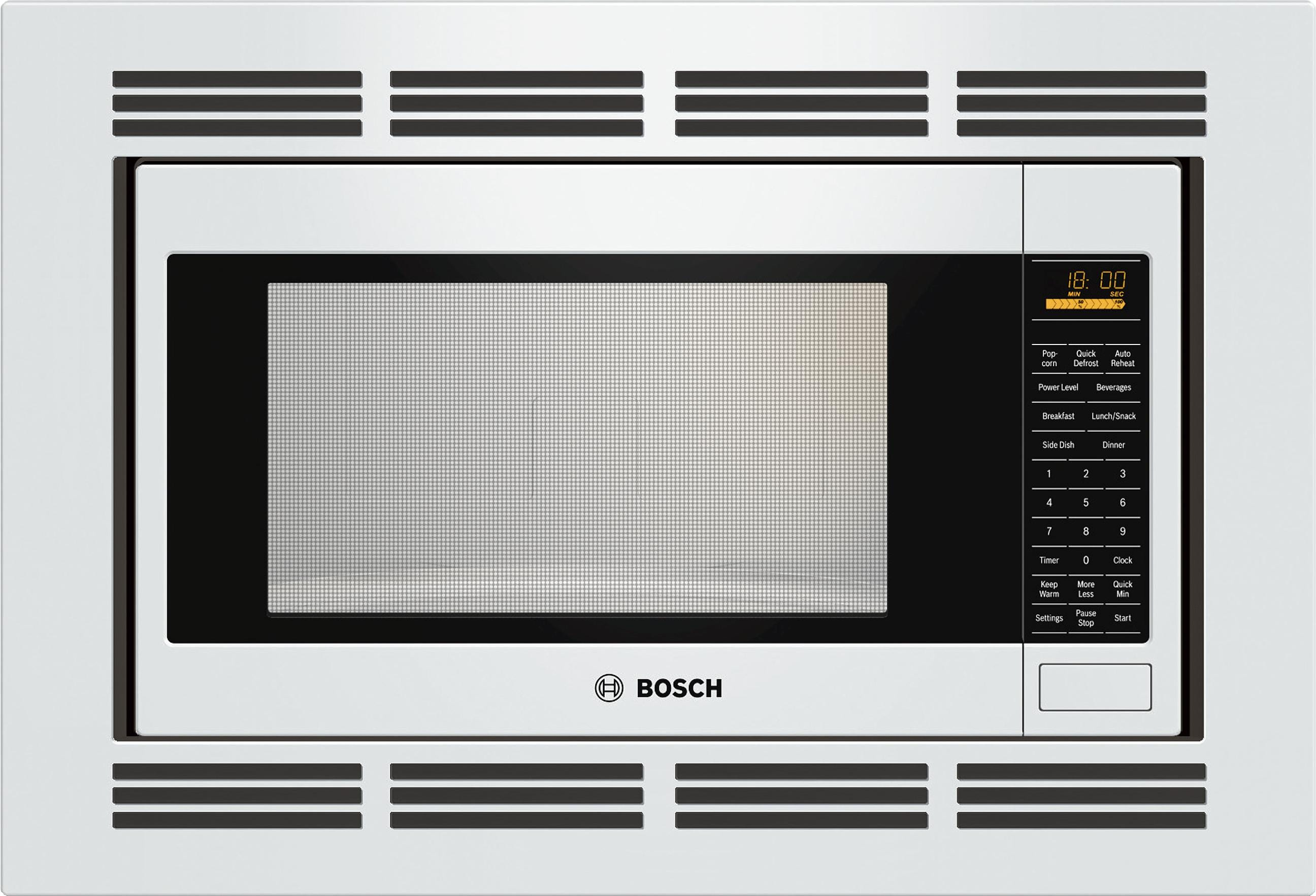 Bosch Microwave Built In Microwave 500 Series White