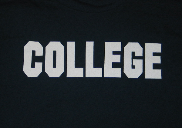 Animal House Movie College Logo (Belushi) T-Shirt Starbase Atlanta