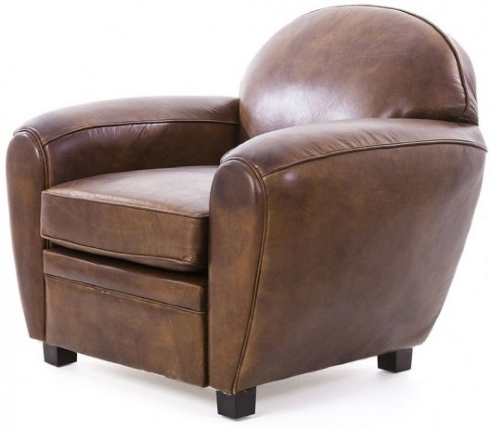 Canape Club Cuir Marron Fauteuil Club Cuir Marron Cigare Churchill