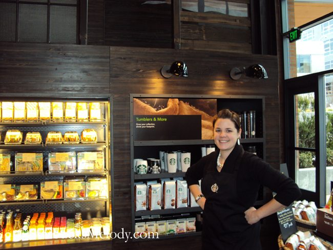 Grand Opening Starbucks opens a new Clover (and future beer and - starbucks store manager