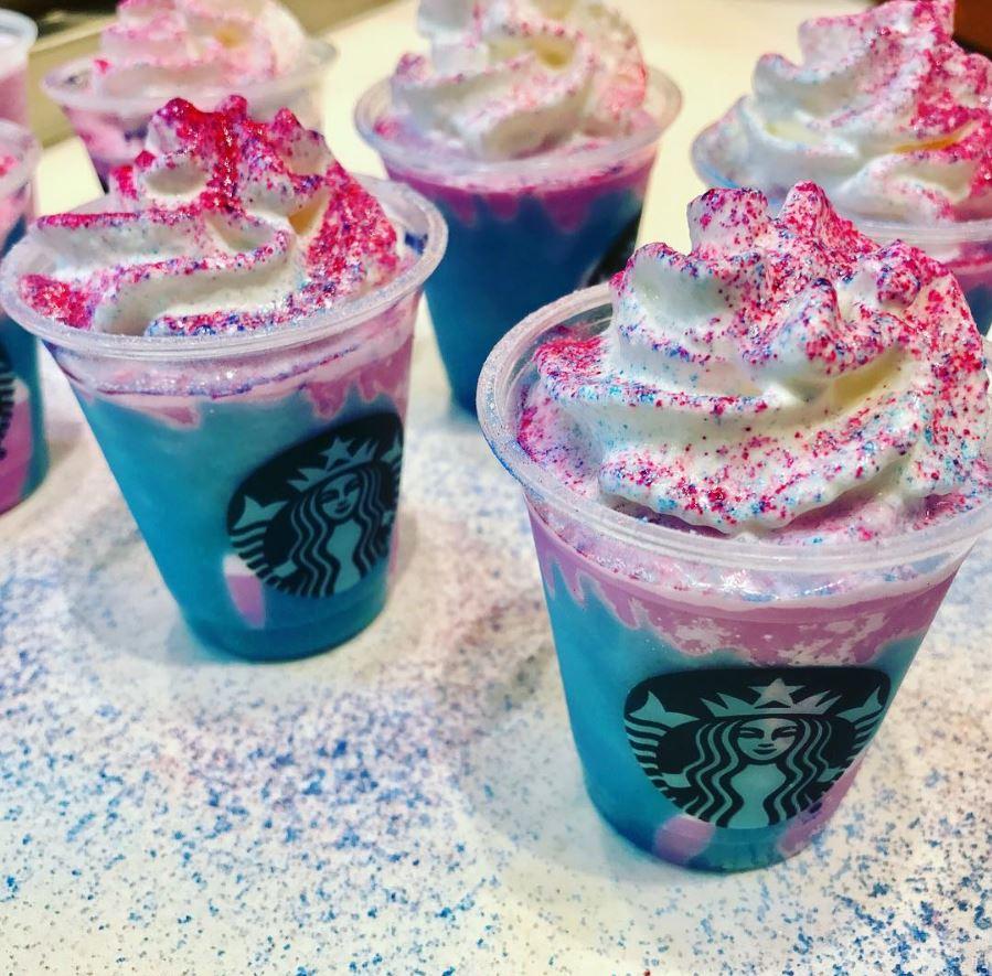 Cute Frappuccino Wallpaper Starbucks Unicorn Frappuccino Official Menu Item Coming