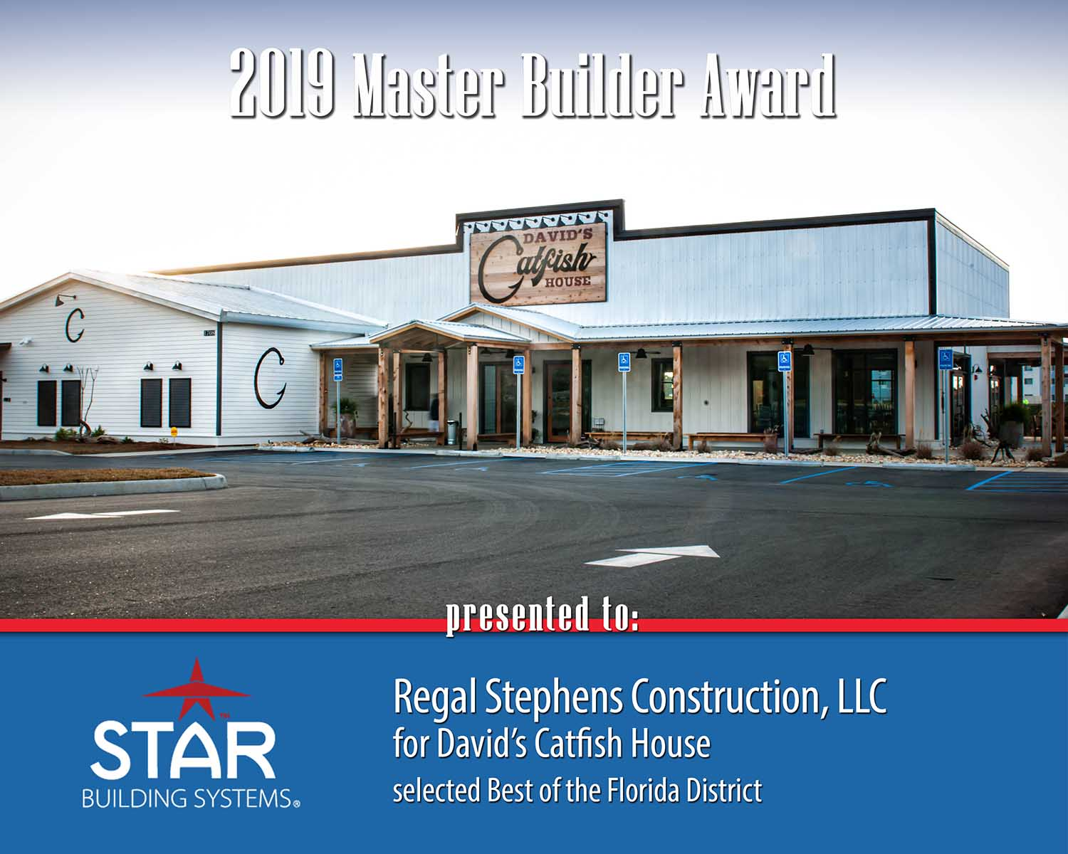 2019 Master Builder Award Winners Star Building Systems