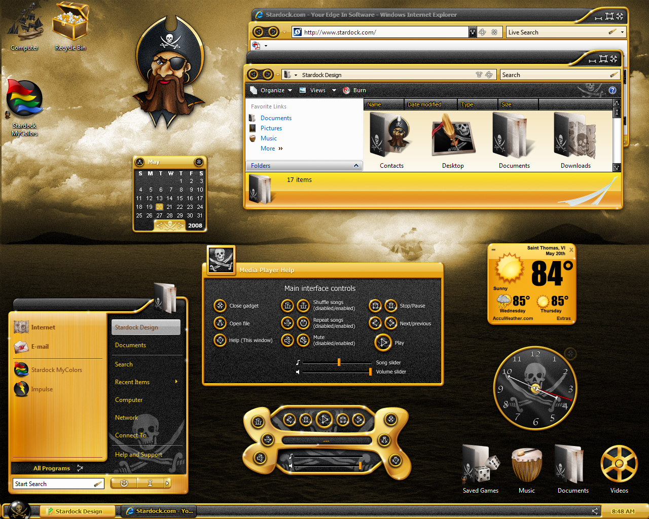 Stardock Wallpaper Premium Themes Software From Stardock Corporation