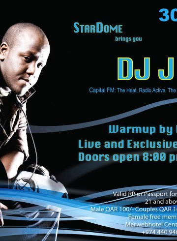 The Jump Off With Capital Fm's Dj Joe Mfalme
