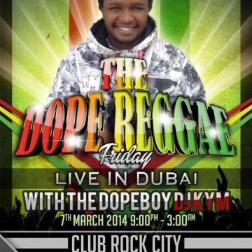 Dj Kym NickDee Live In Dubai Reggae Set