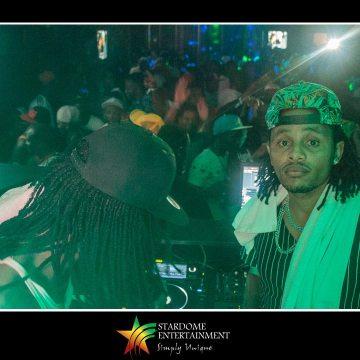Reggae Jamdown Qatar - DJ Kalonje DA MIX MASTERS