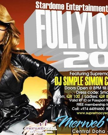 Fully Loaded 2012: Dj Simple & MC Fullstop