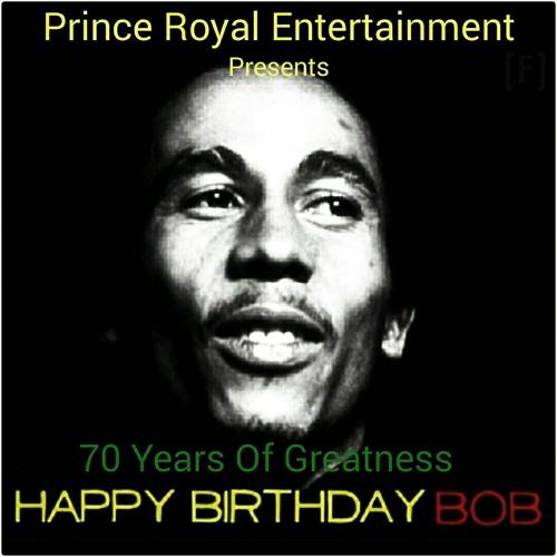 BOB MARLEY 70 YEARS OF GREATNESS