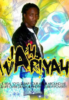 JAH WARIYAH by Gideon warriorz  (kingston jamaica)