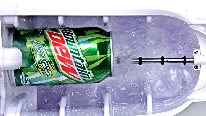 How To Instantly Chill Any Drink