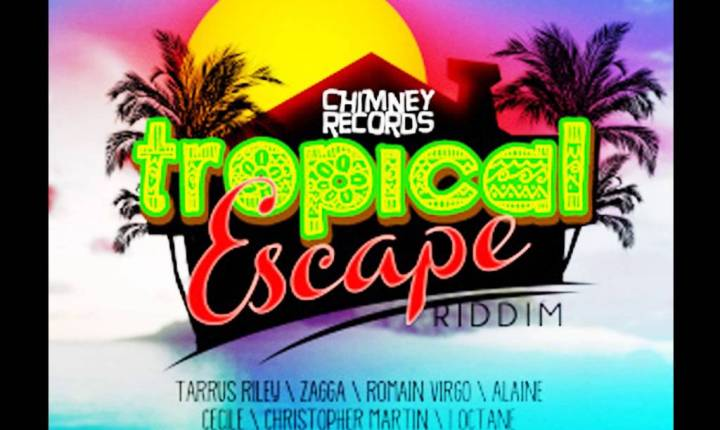Tropical Escape Riddim Reggae Mix by MixtapeYARDY