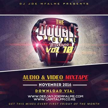 The Double Trouble Mixxtape 2016 Volume 10