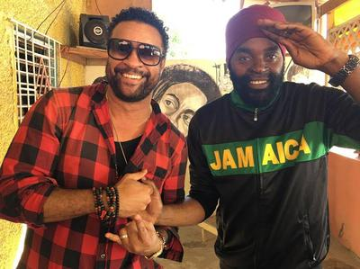 BUGLE AND SHAGGY SHOOTS VIDEO FOR 'GANJA', ALBUM SET FOR JANUARY 30TH RELEASE
