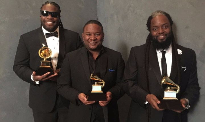 Morgan Heritage wins Grammy