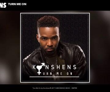 Konshens – Turn Me On {Official Music Video}