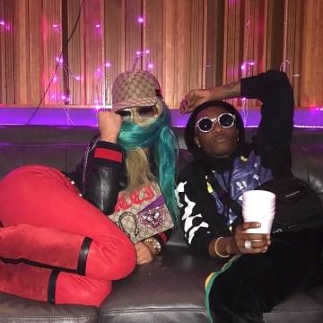 Nicki Minaj Teases New Music With WizKid For Her Album