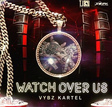 Vybz Kartel – Watch Over Us (Official Video)