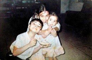 virat kohli family photo