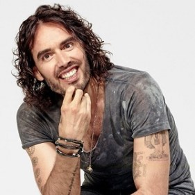 russell brand wife