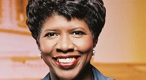 gwen ifill married