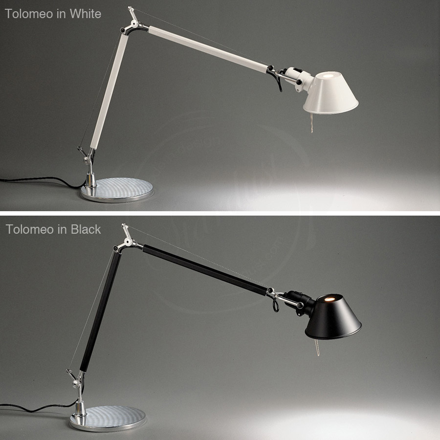 Artemide Lamp Artemide Tolomeo Mini Table Lamp With 8 Inch Base